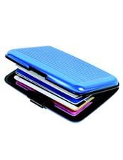 Chevron Slim Credit Card & Wallet