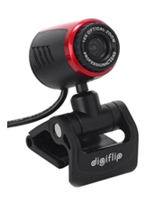 DigiFlip WC001 HD Webcam