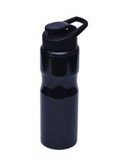 Black Drinking Bottle