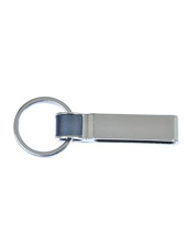 Blank metal key Chain