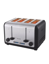 Philips HD2647 Pop Up Toaster
