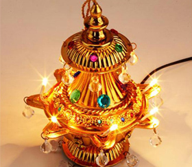 Lighting Diya